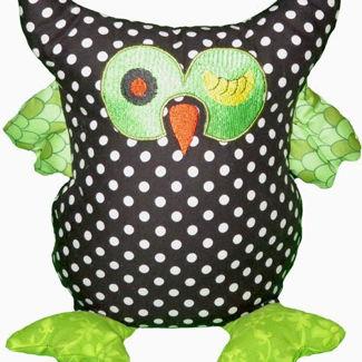 Picture of Owl Door Stopper