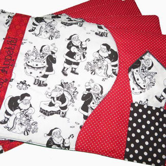 Picture of Placemat and Napkins Set
