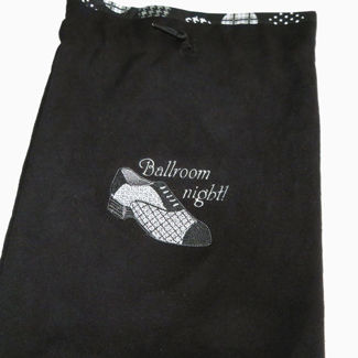 Picture of Ballroom Shoe Bag