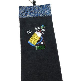 Picture of Golf Towel - Beer