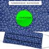 Floraison bleue - Blue Blossom
