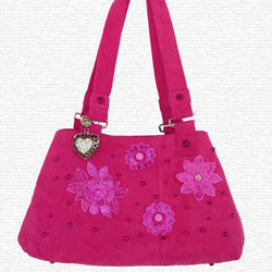 Picture of Handbag - Fushia