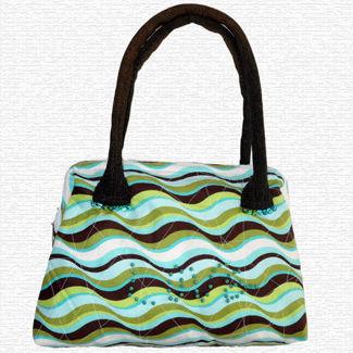 Picture of Handbag - Wavy